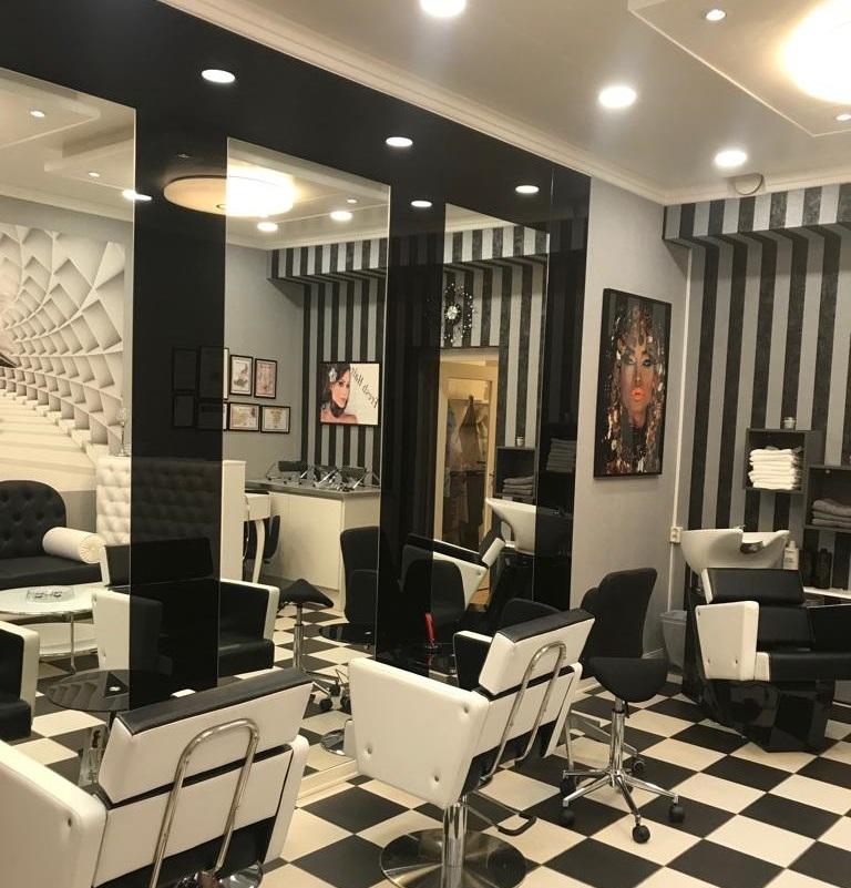 Salong Fresh Hair Frisorsalong Arsta Stockholm
